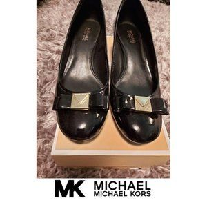 Patent Michael Kors Heels in Like New condition